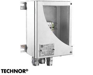 Explosion-proof junction box - All industrial manufacturers