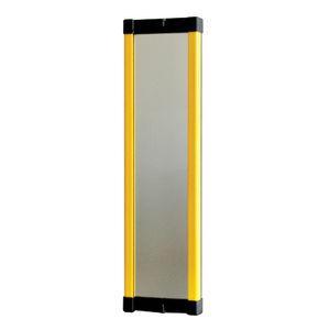 light curtain mirror
