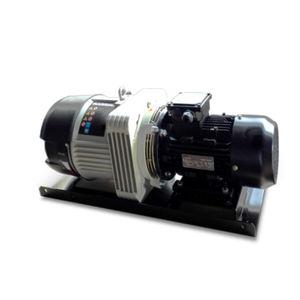 hybrid compressor
