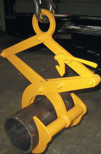 pipe materials handling clamp / for bars / transport