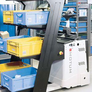 handling AGV / order picker / for heavy loads