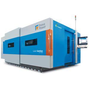 metal cutting machine / 2D laser / sheet metal / CNC