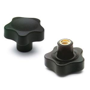non-threaded knob