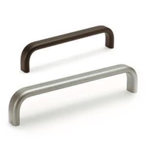 pull handle / door / epoxy resin / oval