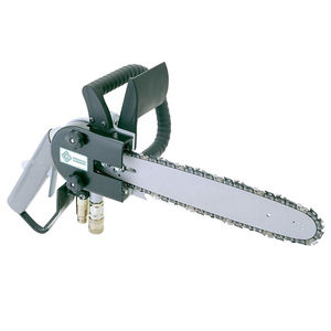 steel chainsaw / hydraulic