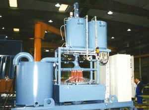 sensor separator / particle / metal / for ore