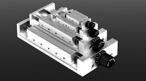 linear adjuster / manual / 1-axis / standard