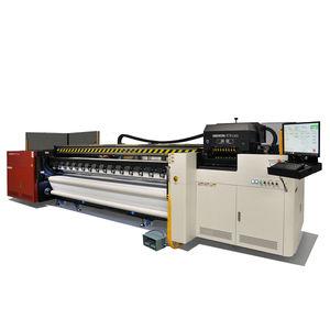 web-fed offset printing machine