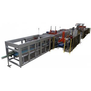 fully-automatic tray packer