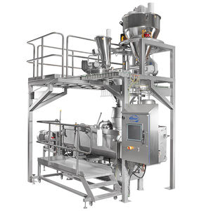 conical screw mixer / continuous / high-speed / automatic