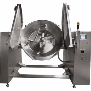 tilting industrial fryer