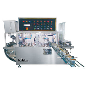 fully-automatic filler-sealer