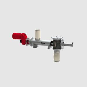 auger dosing feeder / volumetric / gravimetric / for powders