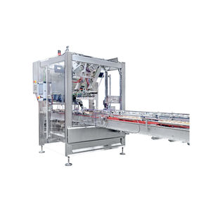 pick-and-place case tray packer