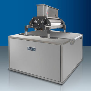 automatic depositor / single-head / for the food industry