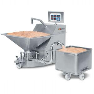motorized meat emulsifier