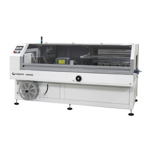 continuous side-sealer / automatic / electric / with shrink tunnel