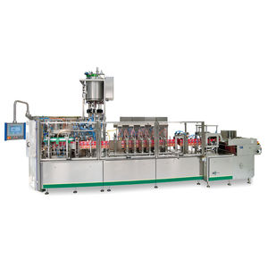 horizontal bagging machine / FFS / for the food industry / for the pharmaceutical industry