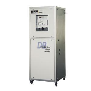pure nitrogen generator / process / PSA