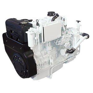 diesel engine / 4-cylinder / turbocharged / common rail