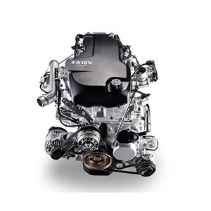 natural gas engine / 4-cylinder / turbocharged / in-line