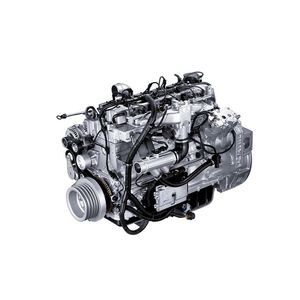 natural gas engine / 6-cylinder / turbocharged / in-line