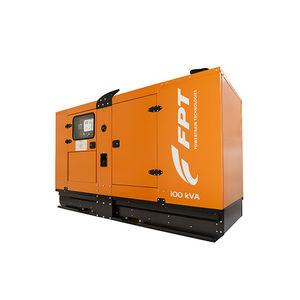 soundproofed generator set
