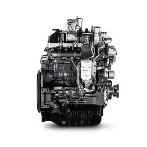 diesel engine / 4-cylinder / direct fuel injection / turbocharged