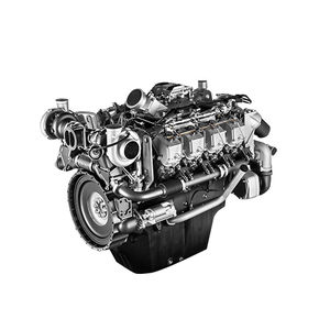 diesel engine / 8-cylinder / turbocharged / common rail