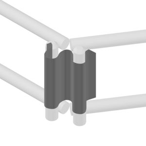 cable tray assembly accessory