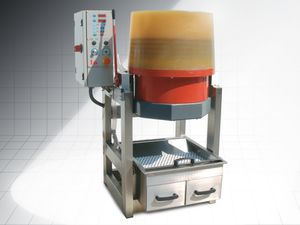 deburring finishing machine / centrifugal / for tools