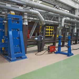 electromechanical welding positioner