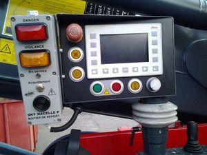 alarm monitoring device