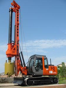 Piling drilling rig / crawler / rotary / hydraulic - CF3S