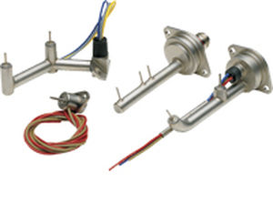 liquid level sensor / stainless steel / high-temperature / for automotive applications