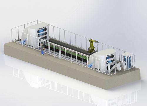 milling machining center