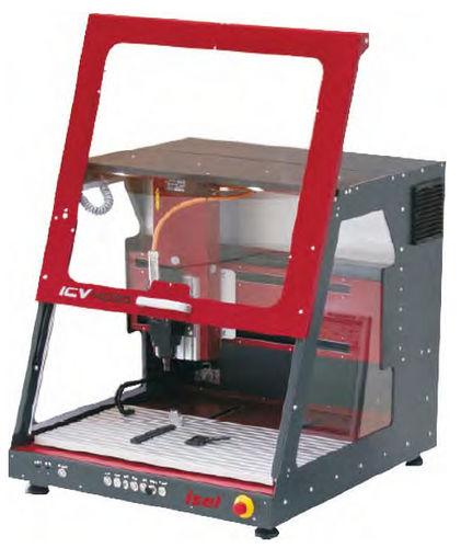3-axis CNC milling machine / vertical / desk