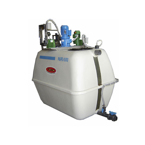 dispensing preparation station / flocculant / automatic