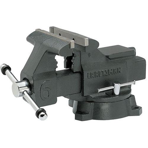 manual vise / low-profile