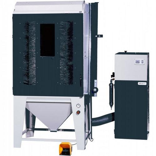 suction blast cabinet / manual