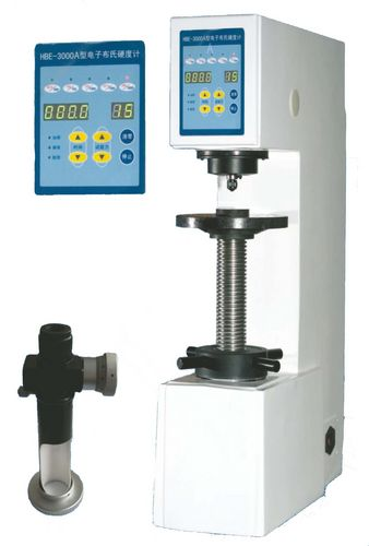 Brinell hardness tester / benchtop / micro