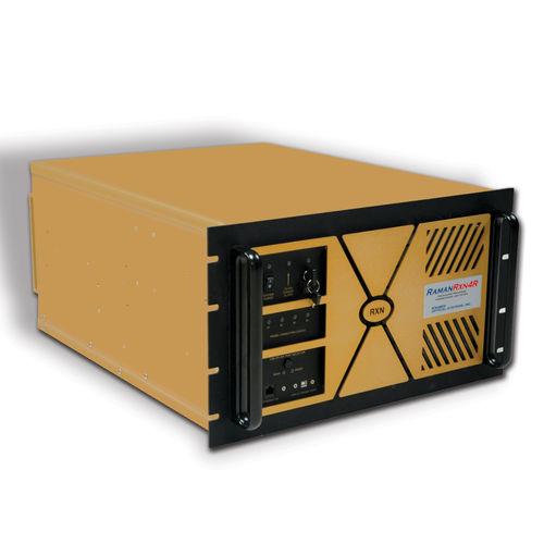 process gas analyzer / spectrum / benchtop / monitoring