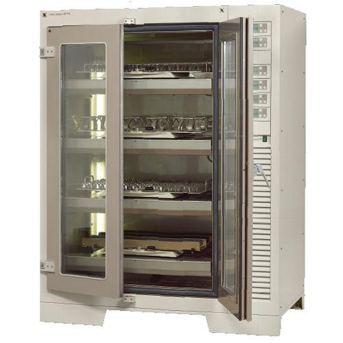 laboratory shaker incubator / natural convection / digital / CO2