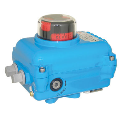 electric valve actuator / 90° / butterfly / ball