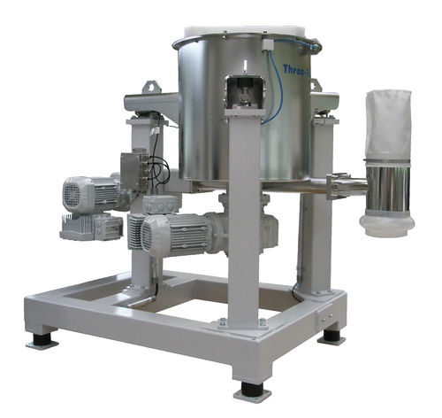 screw dosing feeder / twin-screw / volumetric / gravimetric
