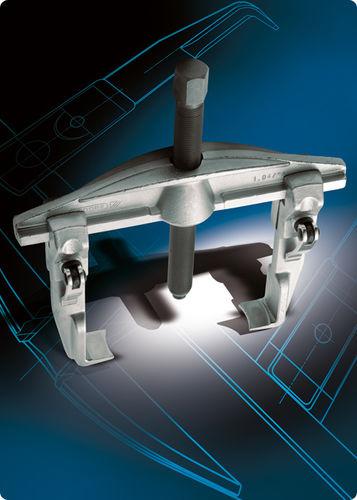 manual bearing puller