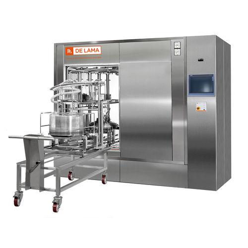 automatic rinser-sterilizer