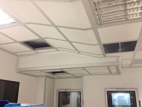 false ceiling sandwich panel