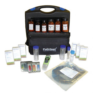 Soil test kit - SK300 - Palintest