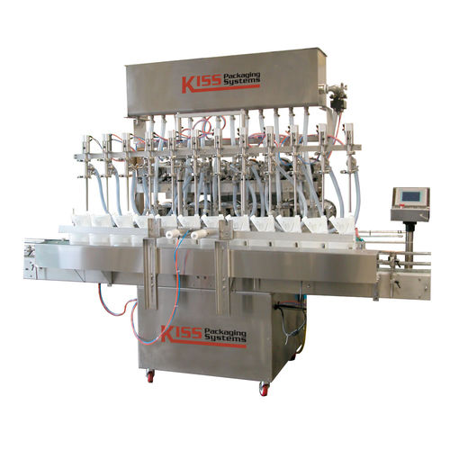 viscous product filling machine